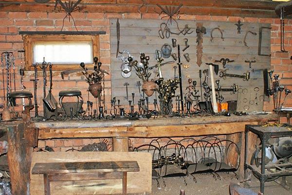 Самодельные приспособления для гаража и хранения инструмента в гараже (чертёж)