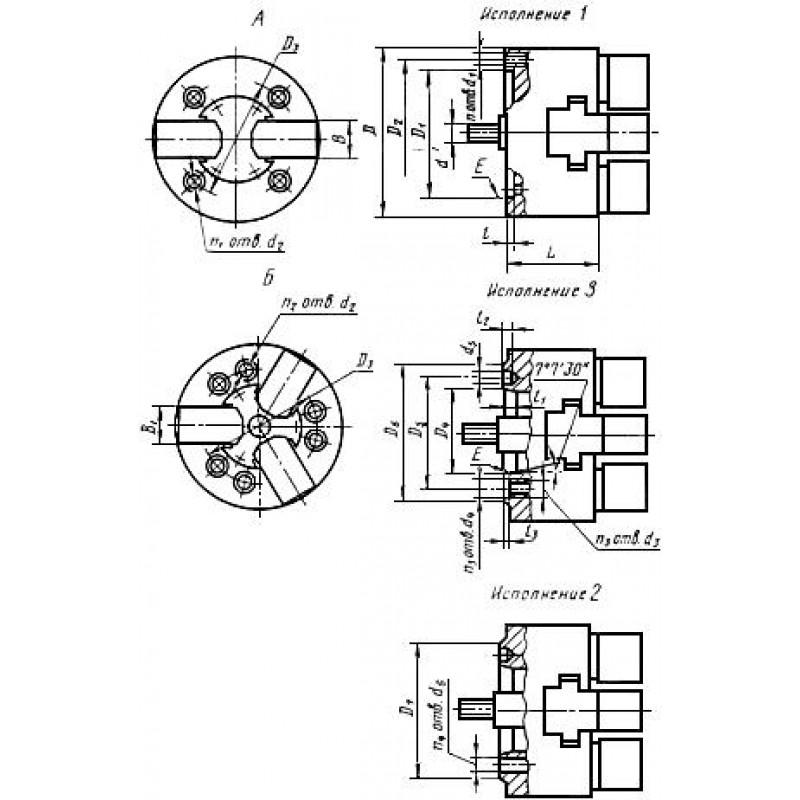 Простая самодельная мини-планшайба из стандартных метизов и варианты ее применения