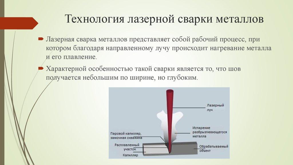 Что такое лазерная сварка. преимущества и недостатки