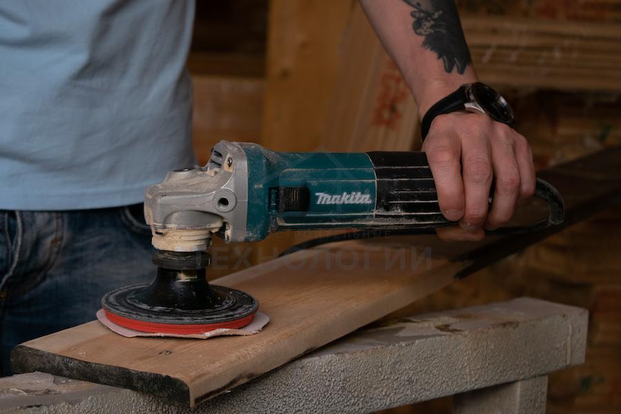 Как отшлифовать деревянный пол из досок болгаркой. можно ли шлифовать дерево болгаркой