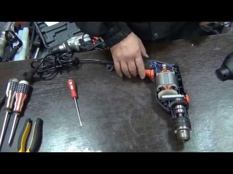 Как отремонтировать коллектор электродрели своими руками