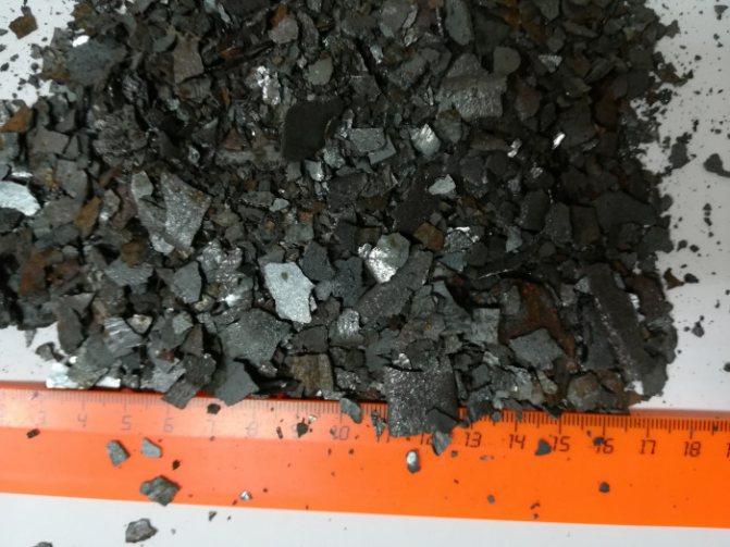 Что такое железная окалина – виды, свойства, способы удаления, применение, цена - wow-cool.ru