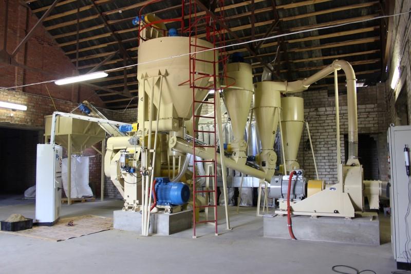 Расчет бизнеса по производству пеллет