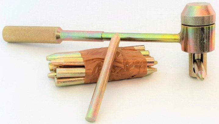 Молоток шмидта. инструкция по применению, принцип работы   проинструмент