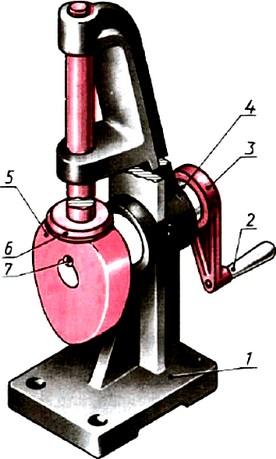 9 кулачковые механизмы