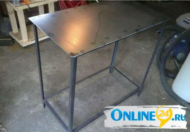 Сварочный стол: 85 фото и инструкция по изготовлению своими руками