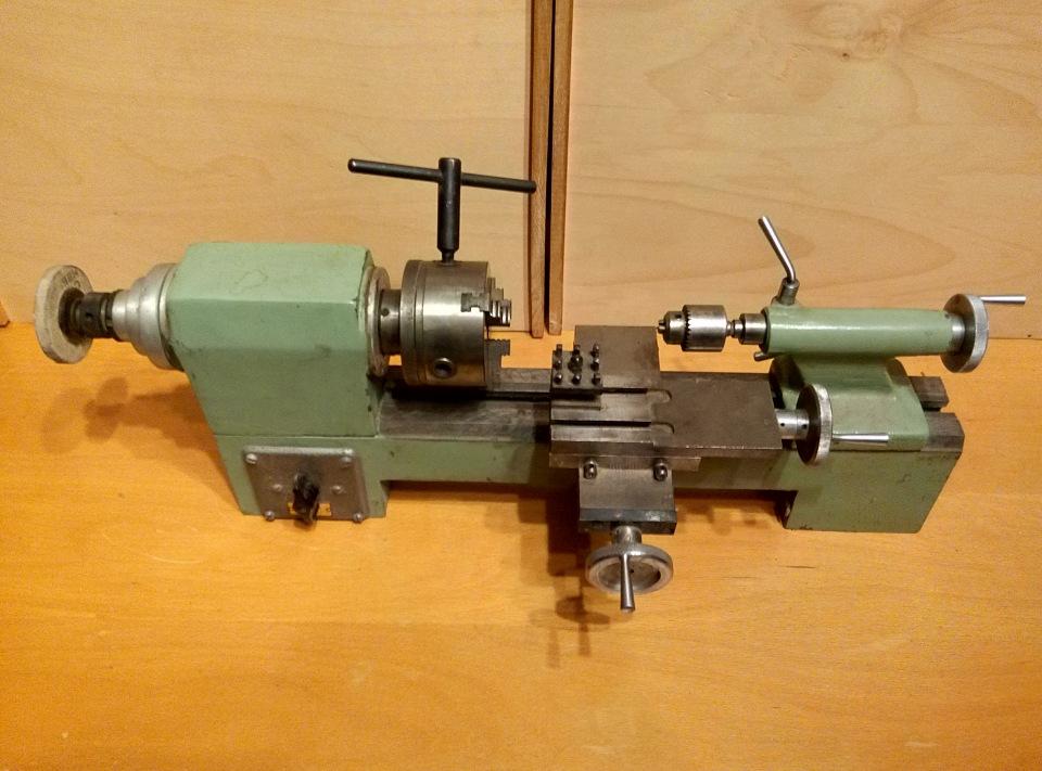 Токарный станок 1д601: технические характеристики, обзор