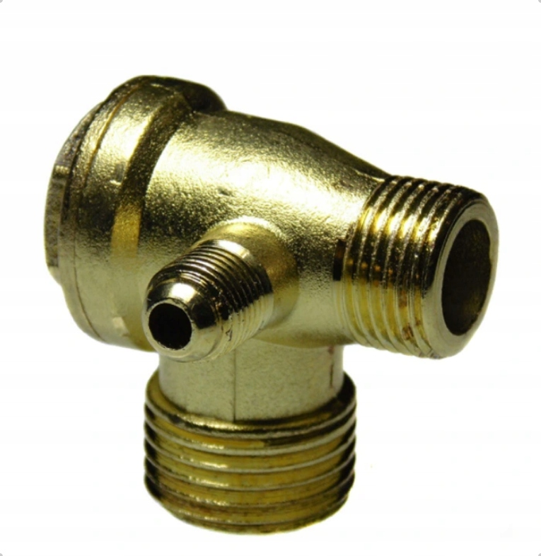 Разгрузочный клапан для компрессора своими руками – о металле