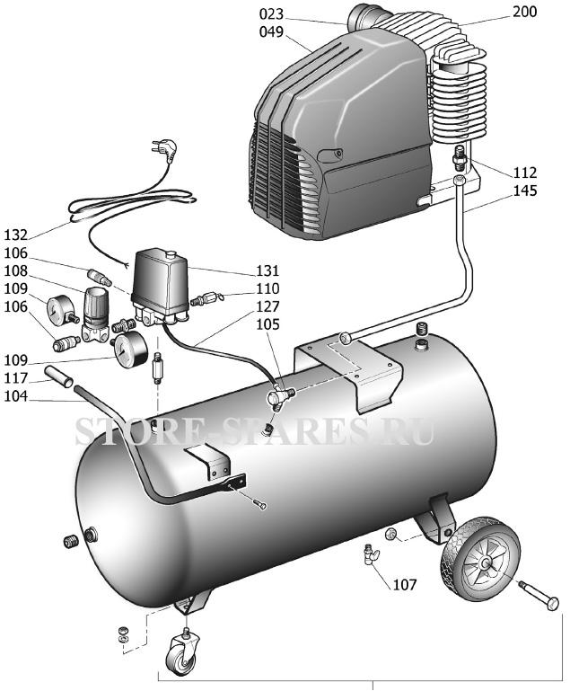Почему при покупке компрессора обязательно нужен ресивер? что такое ресивер?