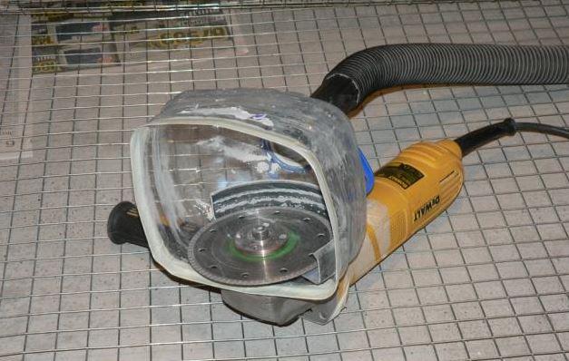 Штробим стены без пыли - 7 плюсов насадки airduster mechanic