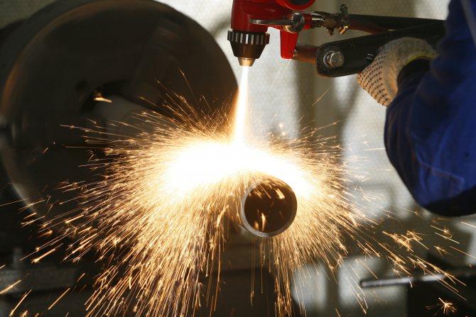 Напыление металлов: технологии и используемое оборудование