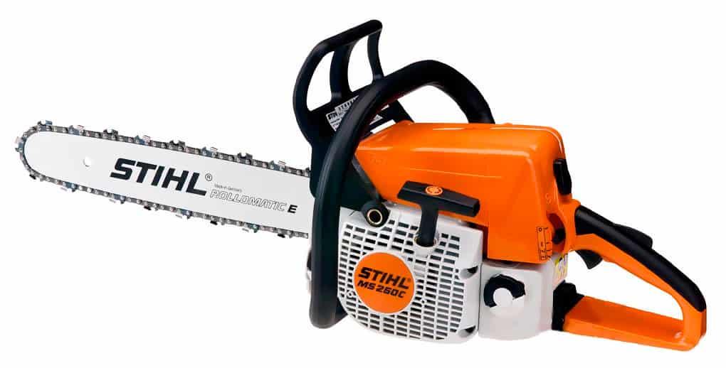 Бензопила stihl 260 ms: характеристики, краткое описание и правила использования