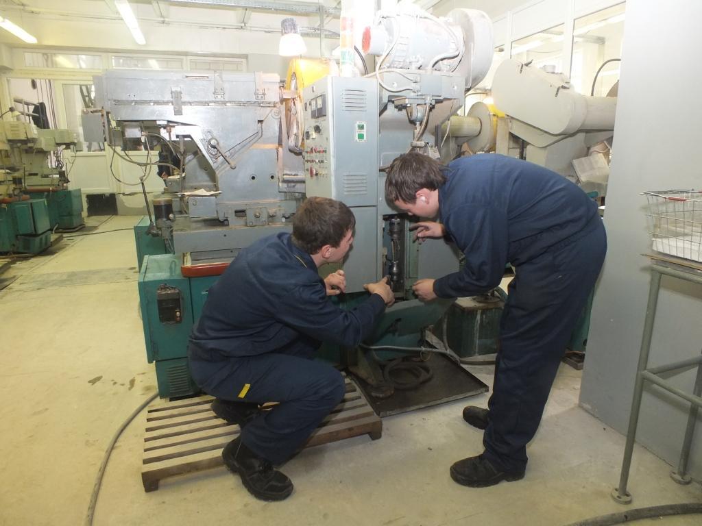 Текущий ремонт станков токарный винторезный