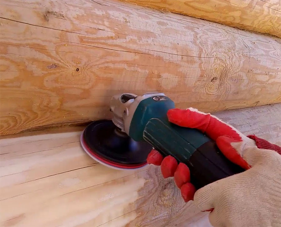 Шлифовка деревянного пола: как отшлифовать своими руками