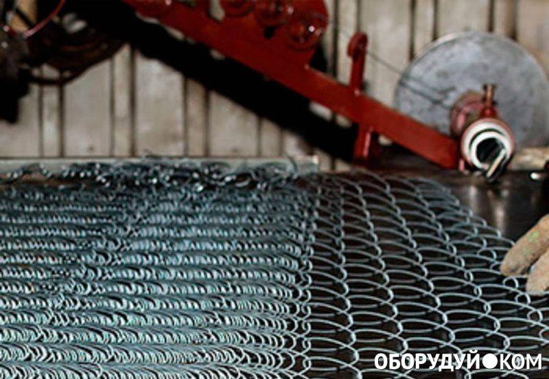 Производство сетки рабицы как бизнес: станки