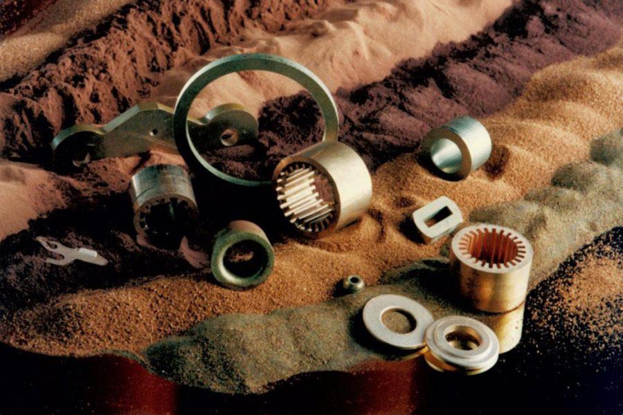 Свойства и области применения порошковых материалов