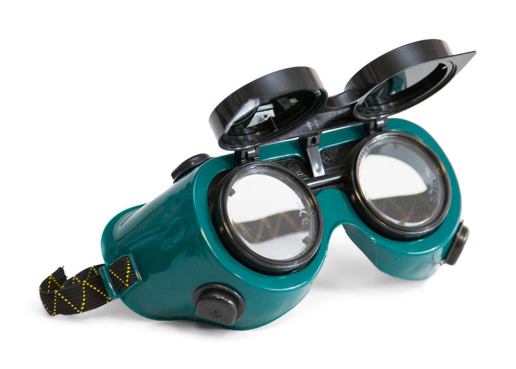 Очки газосварщика. как сохранить здоровье глаз?   проинструмент