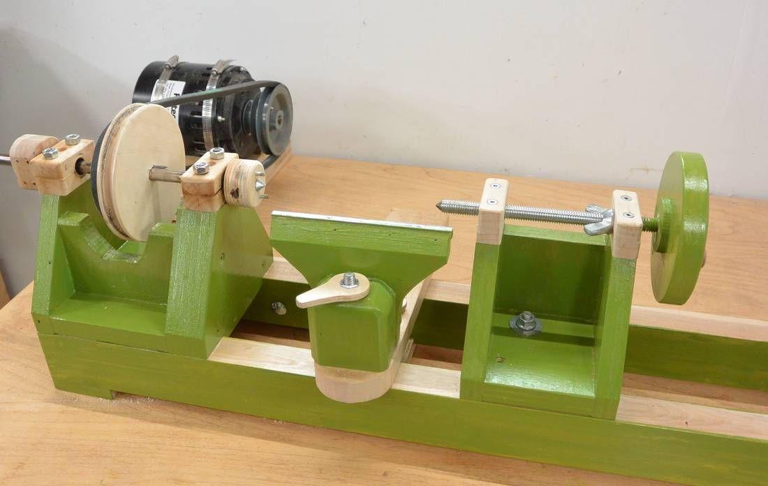 Как сделать токарный станок - 120 фото и видео описание как своими руками построить станок