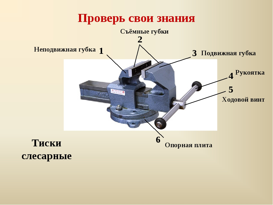 Слесарные тиски – что это такое, устройство, для чего нужны, описание основных видов