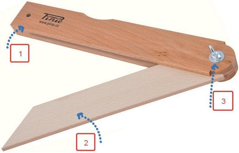 Малка-угломер. незаменимый транспортир строителя | проинструмент