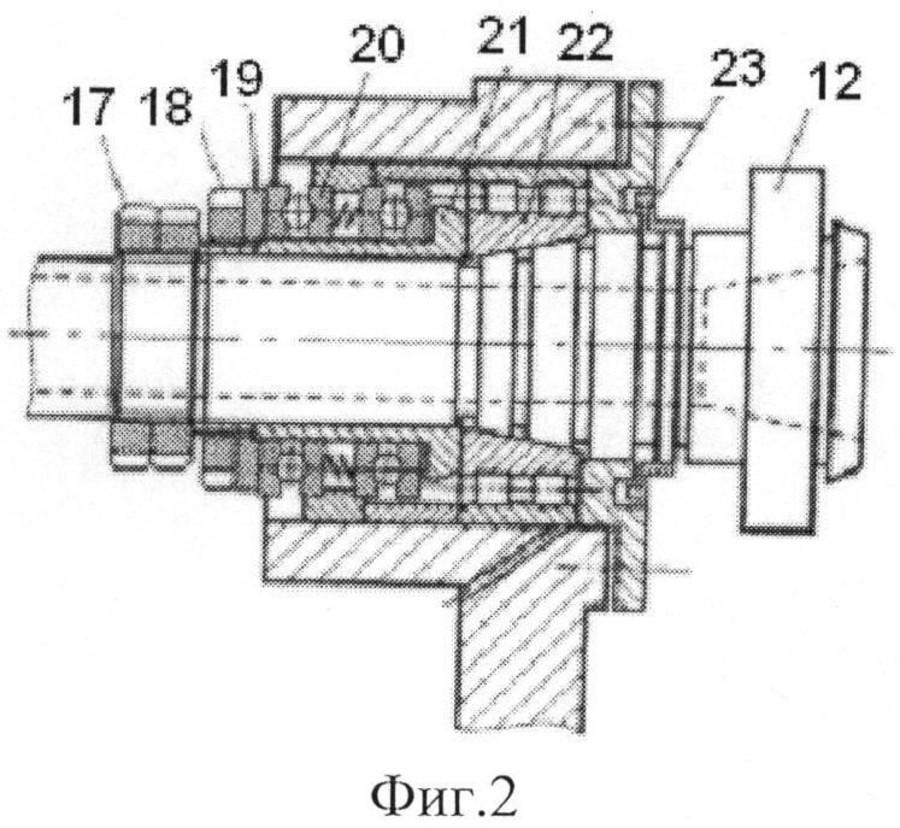 Регулировка подшипников шпиндельных узлов резьбонарезных токарных станков 16к20