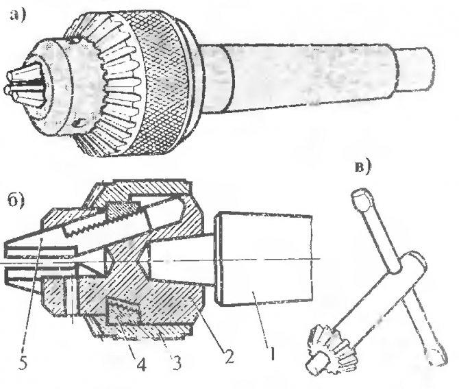 Как разобрать патрон дрели советский