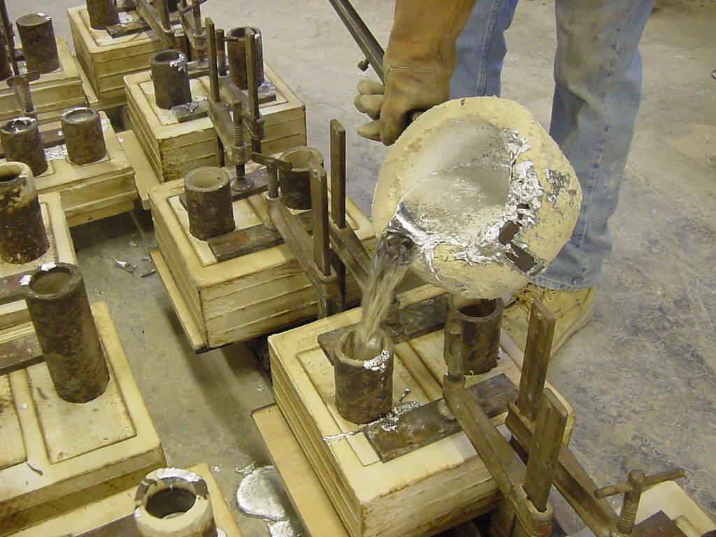 Как простыми методами расплавить серебро в домашних условиях