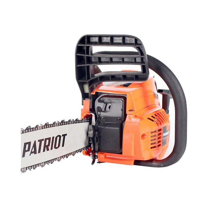 Бензопилы patriot (патриот) — особенности моделей, характеристики