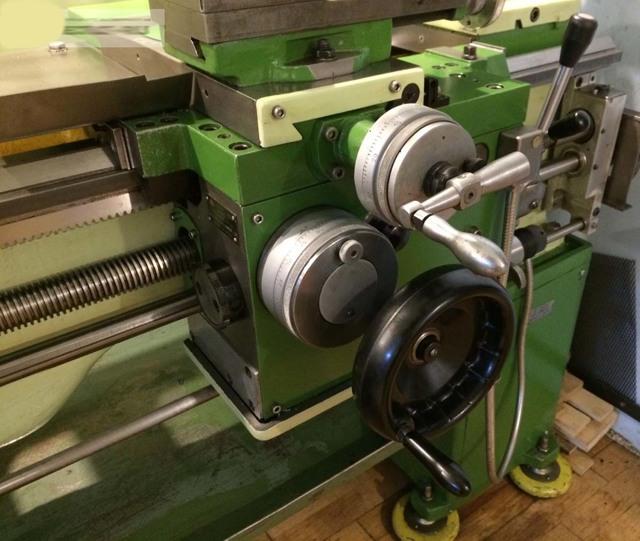 Ит-1м – облегченный токарно-винторезный станок для передвижных мастерских