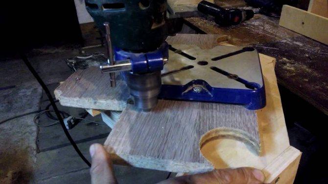 Как своими руками изготовить фрезерный станок для дерева