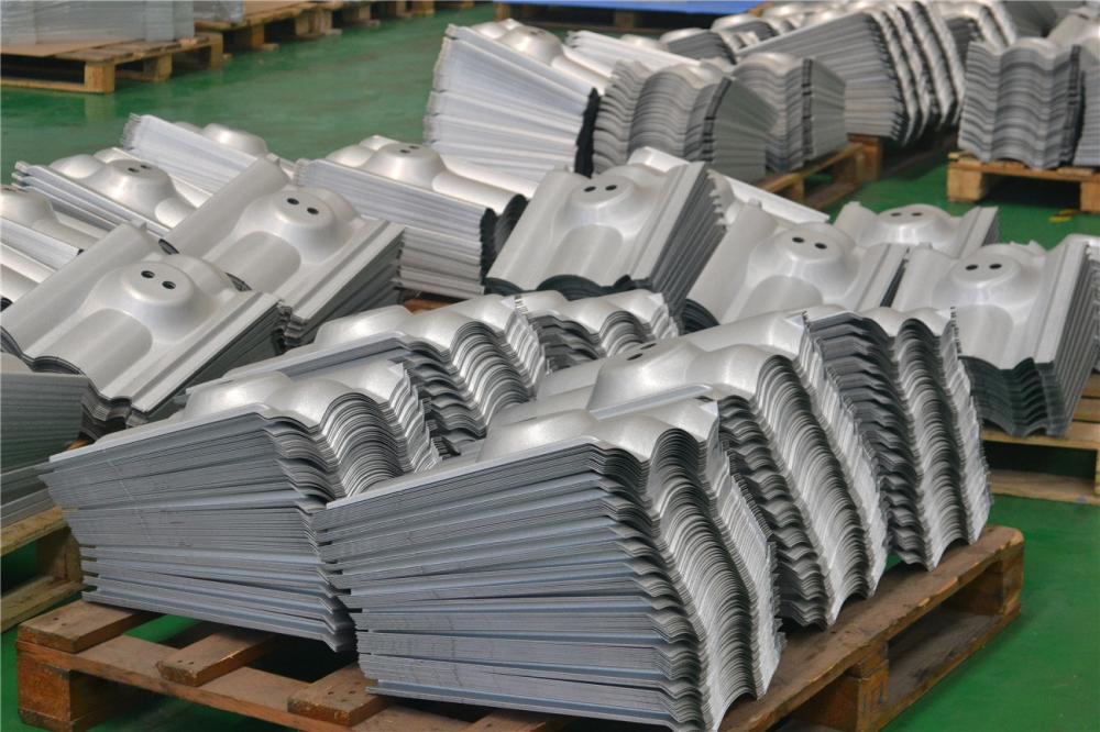 Холодная штамповка деталей из листового металла