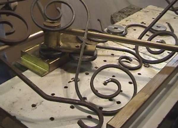 Разрабатываем чертежи станка для холодной ковки своими руками с учетом смены насадок