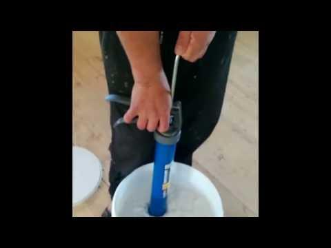 Как вынуть герметик из пистолета. как пользоваться пистолетом для герметика – описание конструкции и инструкция по применению и уходу. как пользоваться шприцом для выдавливания силикона