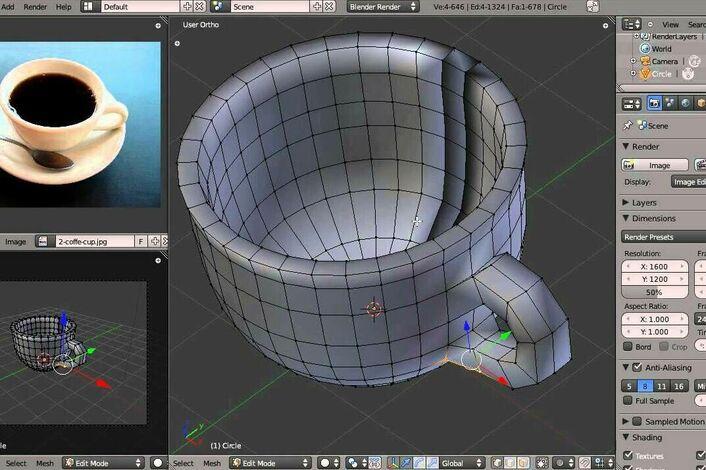 3d моделирование что это и для чего нужно? понятия, программы.