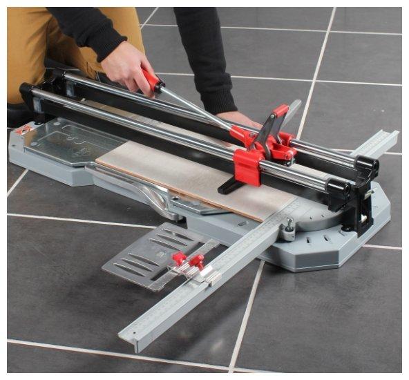 Как пользоваться ручным плиткорезом? знакомство с инструментом