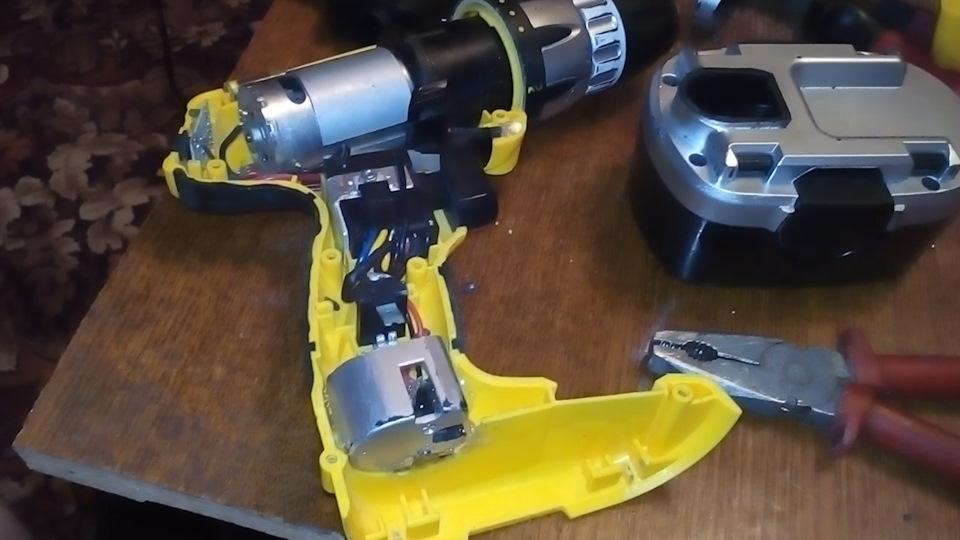 Как переделать аккумуляторный шуруповерт в сетевой своими руками?