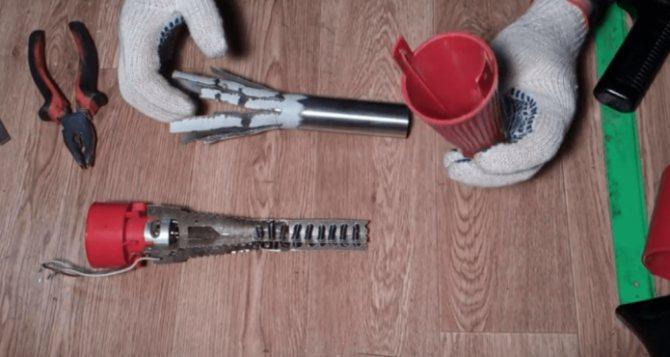 Строительный фен своими руками - принцип изготовления инструмента