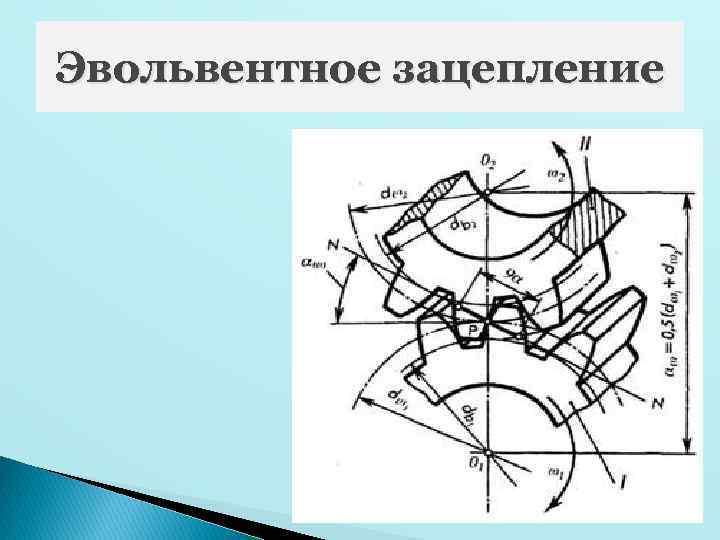 Урок №30. построение эвольвенты зубчатого колеса (упрощенный способ)