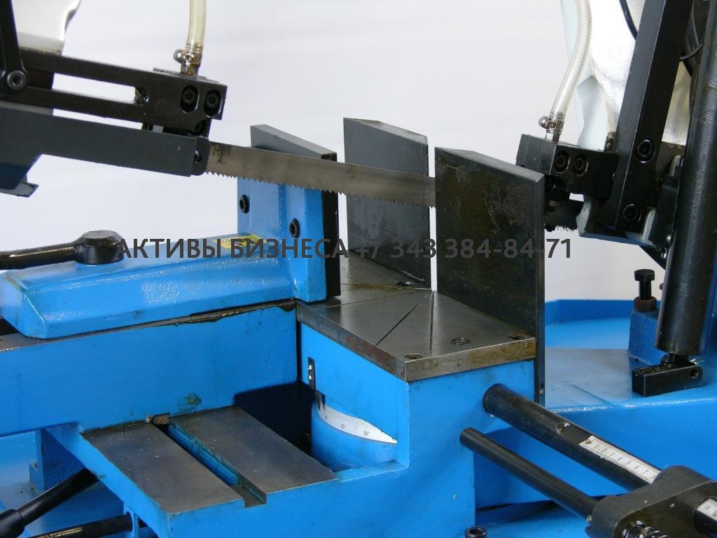 Особенности устройства и использования ленточной пилы по металлу