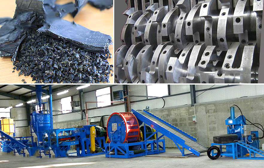 Переработка шин в топливо и другие способы утилизации
