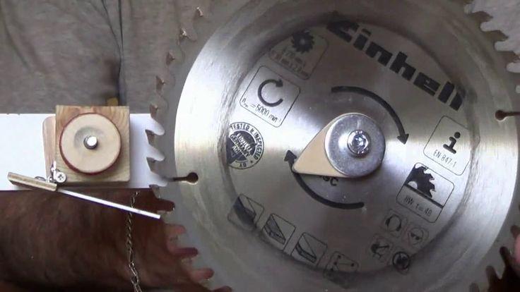Заточка дисковых пил: определение и предназначение инструмента, способы заточки