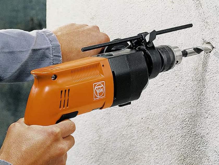 Как просверлить бетонную стену без перфоратора