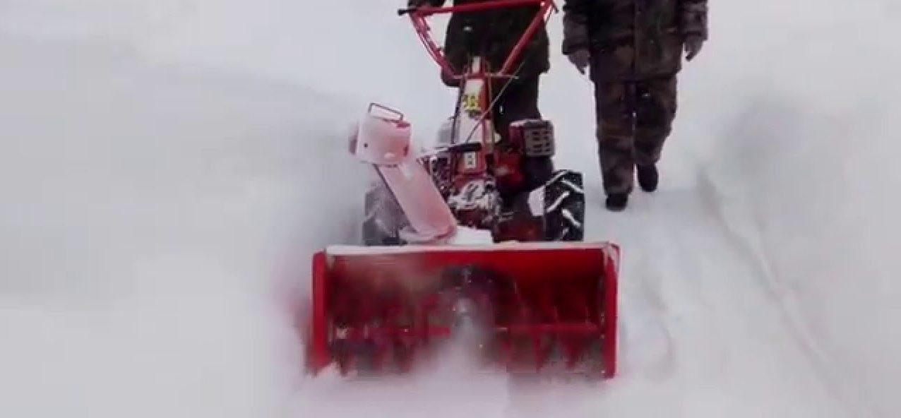 ✅ самодельный снегоуборщик для мотоблока своими руками: чертежи, видео - байтрактор.рф