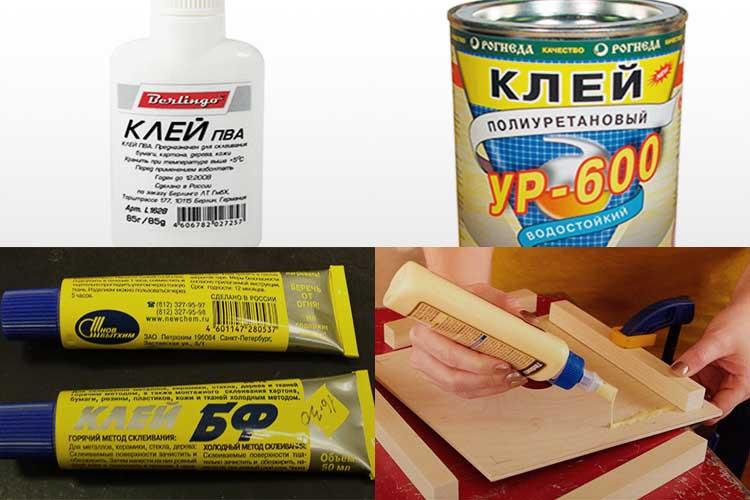 Клей для склеивания металла: виды, составы, способы применения