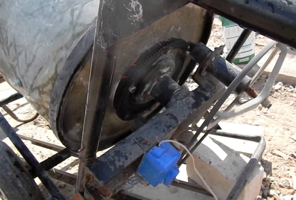 Самодельная бетономешалка: как сделать из 200 литровой бочки