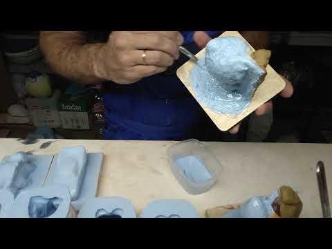 Делаем формы для лепнины своими руками
