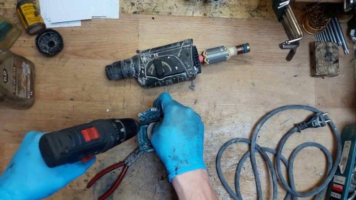 Ремонт дрели своими руками: пошаговая инструкция