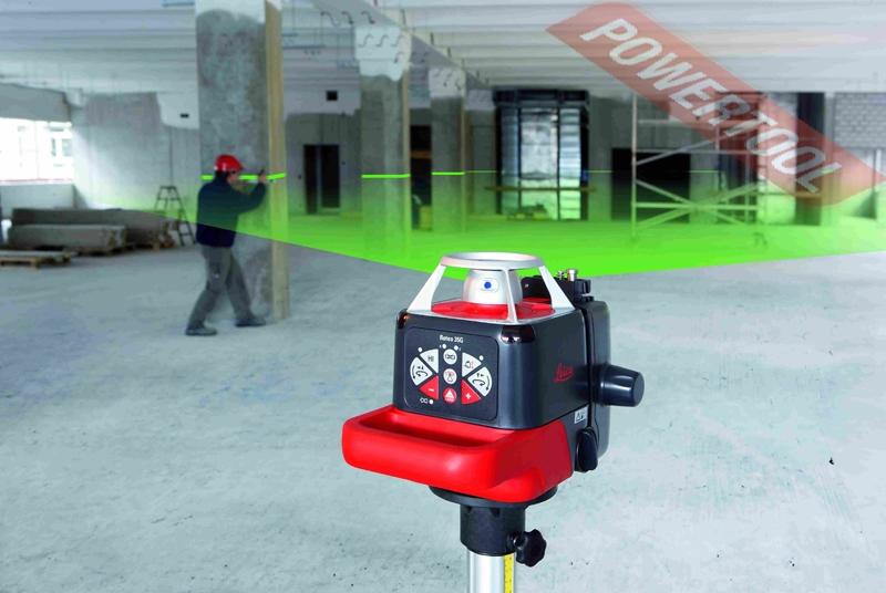 Как пользоваться лазерным уровнем — общие принципы и способы применения