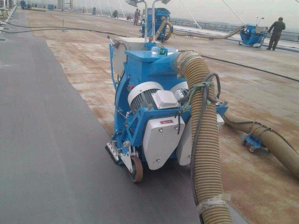 Дробеструйная машина по металлу и бетону. принцип работы | проинструмент