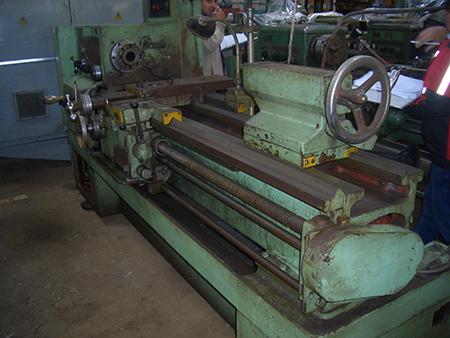 Токарно-винторезный 16к20 - ремонт и модернизация
